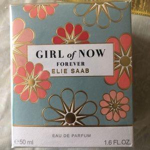 Girl of now forever